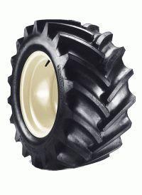 Flo-Trac Lug With Tyrelyner Tires